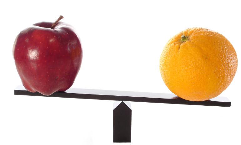 compare-apples-to-oranges
