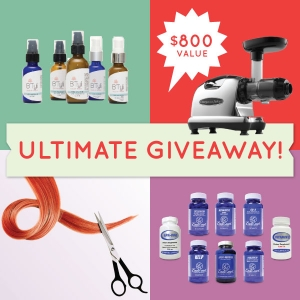 Health-Plus-Style $800 Health Giveaway