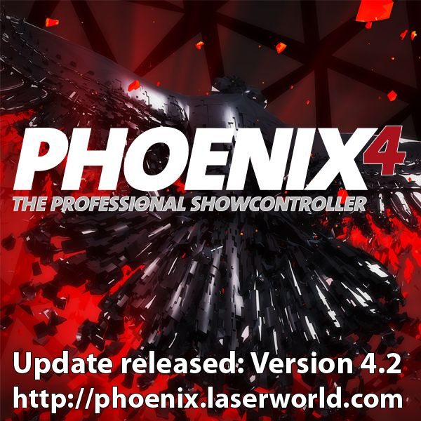 Phoenix Showcontroller Update 4.2 released