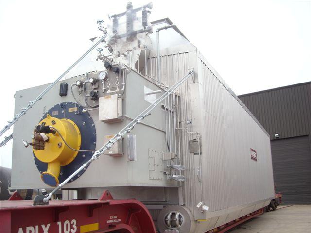 Indeck 250K Boiler