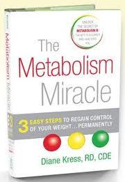 metabolism miracle book