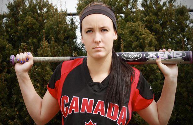 Jenny Gilbert, Team Canada