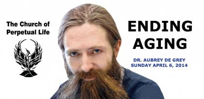 Aubrey de Grey, Ph.D.