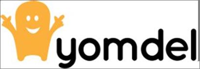 Yomdel logo charac