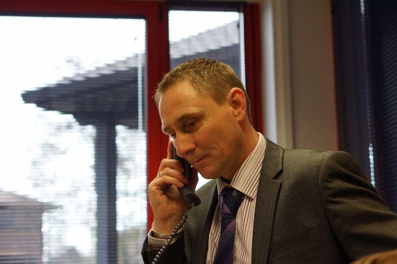 Matt Read, Rombourne Sales Director