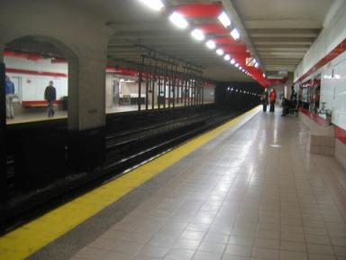 Kendall MBTA Station