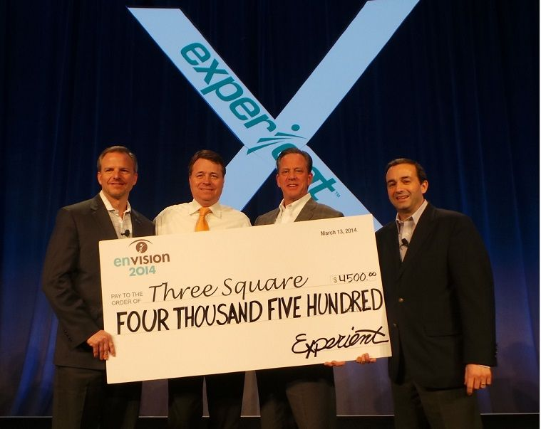 Experient Donates to Three Square in Las Vegas