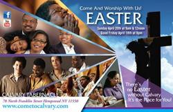 Easter @ Calvary Tabernacle