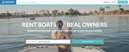 Boatbound Homepage