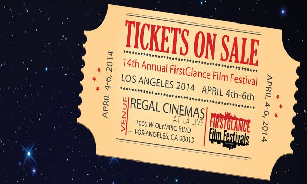 Get Tickets for FirstGlance Film Festival Los Angeles