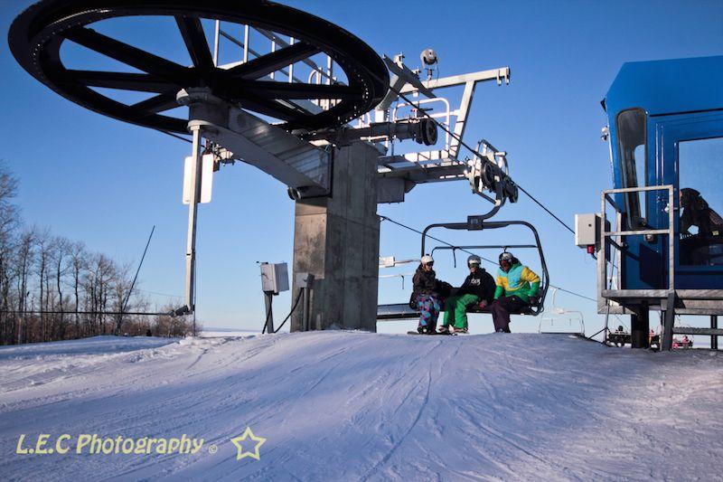 LVSSR Announces New Quad Chair Lift