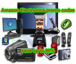 Amazon coupon codes electronics 2016 promo deals