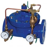 The Zurn Wilkins ZW209 Pressure Reducing Valve