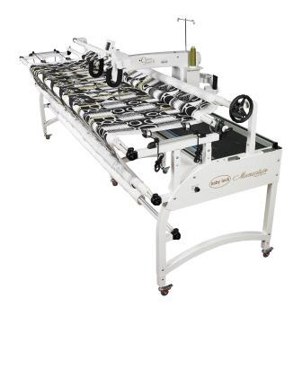 Baby Lock Introduces New Momentum Longarm Quilt Frame That