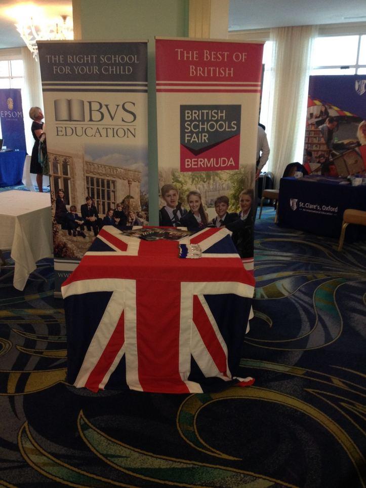 British Schools Fair Bermuda