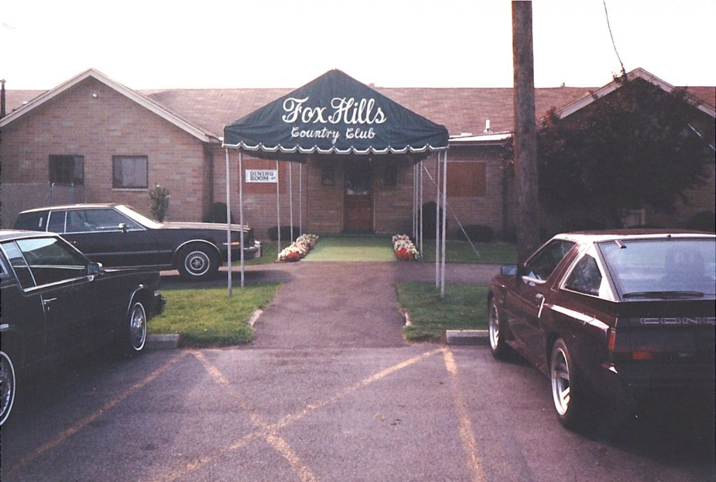 Fox Hills Golf Course in the 1970's after purchased by the Dul Family