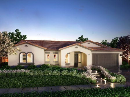 BERKSHIRE by TRI Pointe Homes