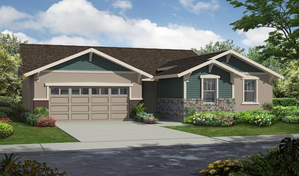 Woodside Homes Eclipse II