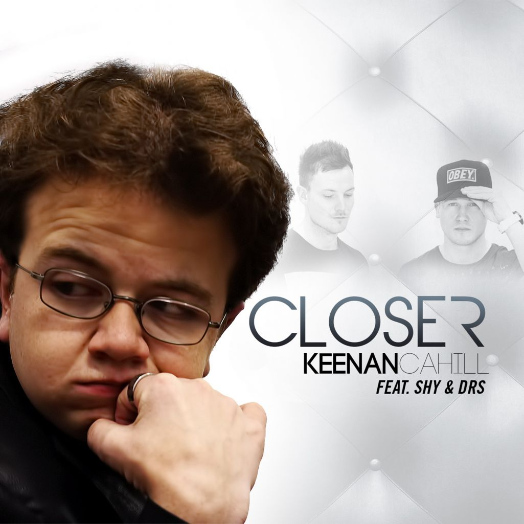"""Keenan Cahill gets """"Closer"""" to his UK fans"""