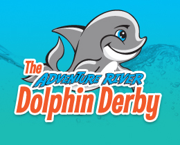 1st Annual Adventure River Dolphin Derby benefits the We Promise Foundation
