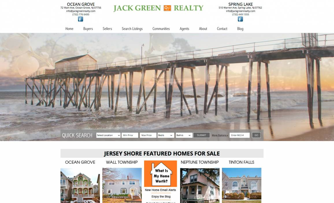 Jersey Shore Real Estate with Jack Green Realty