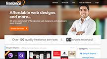 FreelanceHour.com Homepage