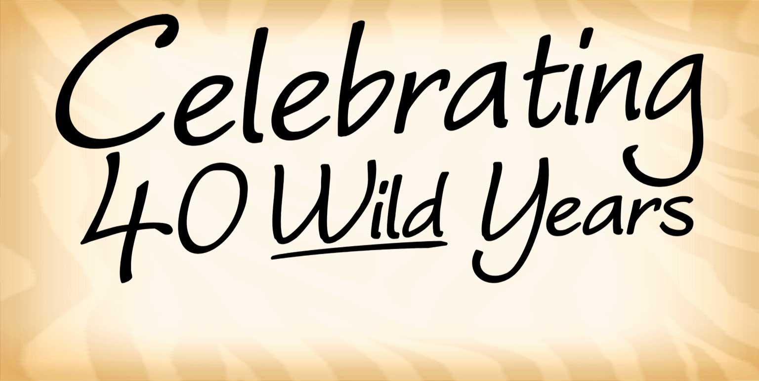 Riverbanks Zoo's 40th Anniversary