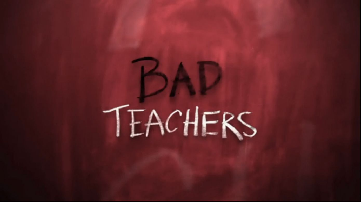 Bad Teachers on Investigation Discovery 9/8C