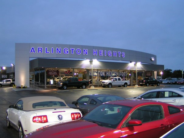 Visit Arlington Heights Ford for your next vehicle purchase.