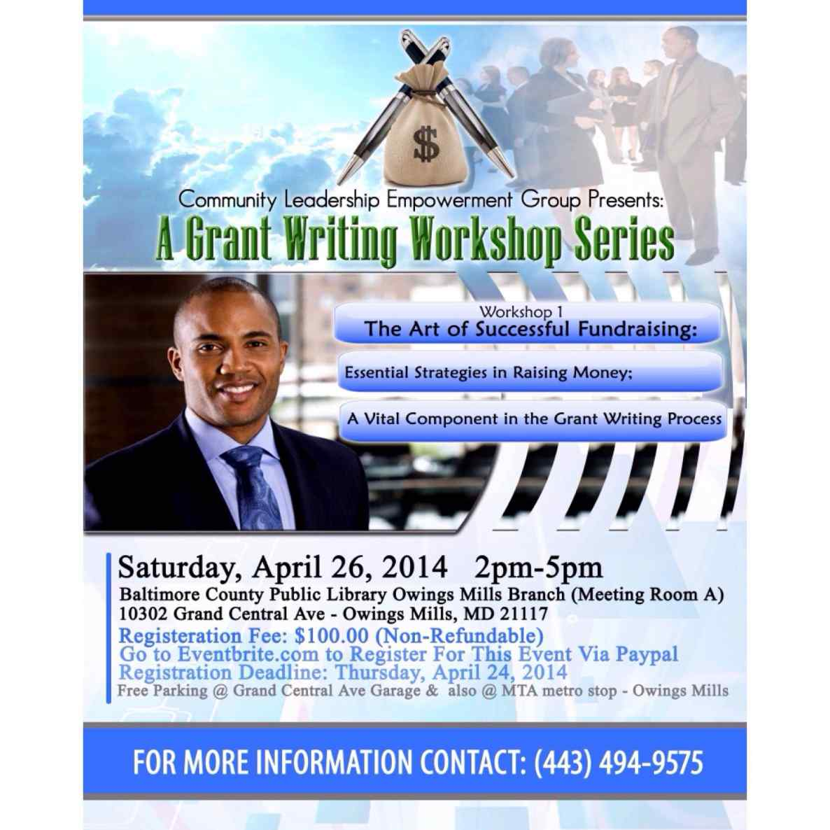 The Art of Successful Fundraising April 26 2014
