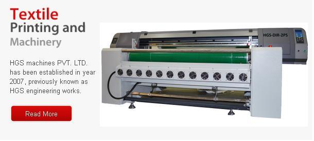 HGS textile Printing