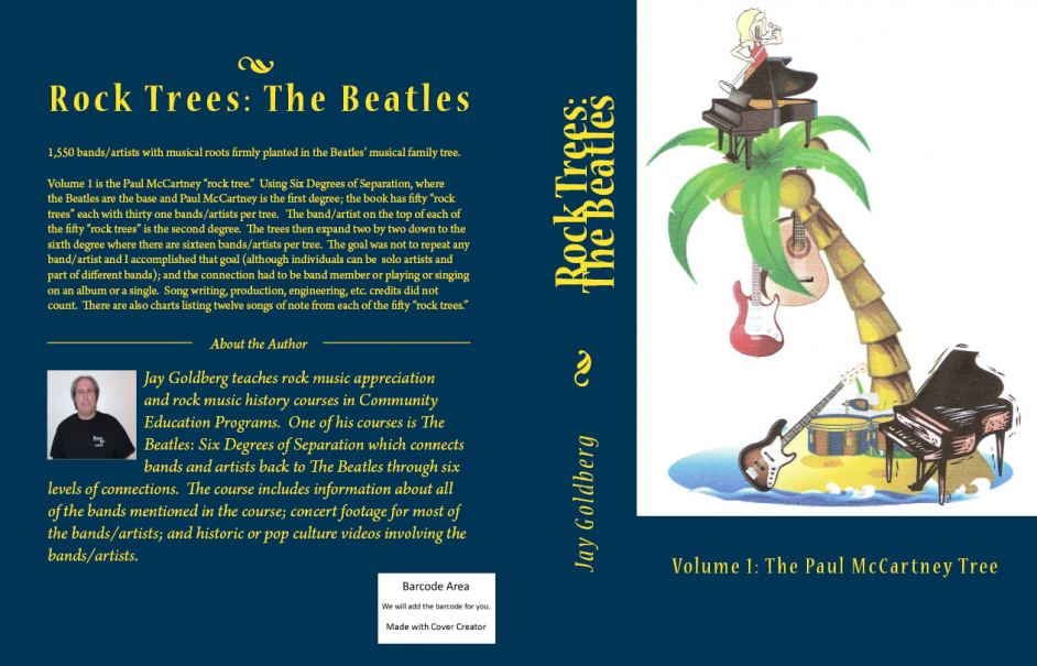 Rock Trees: The Beatles; Volume One - the Paul McCartney Tree