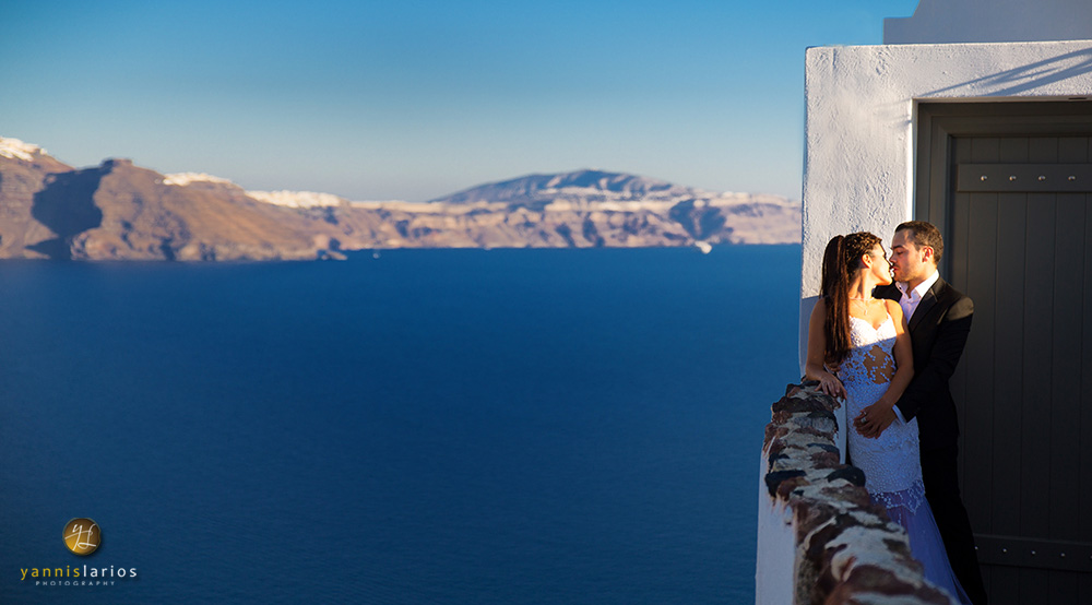 Wedding Photography Santorini Greece Yannis Larios