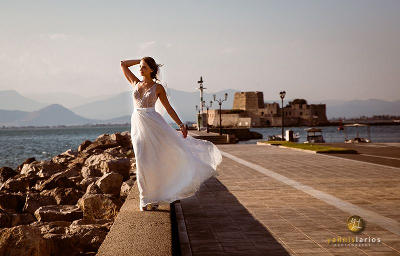 Yannis Larios Wedding Photographer Greece