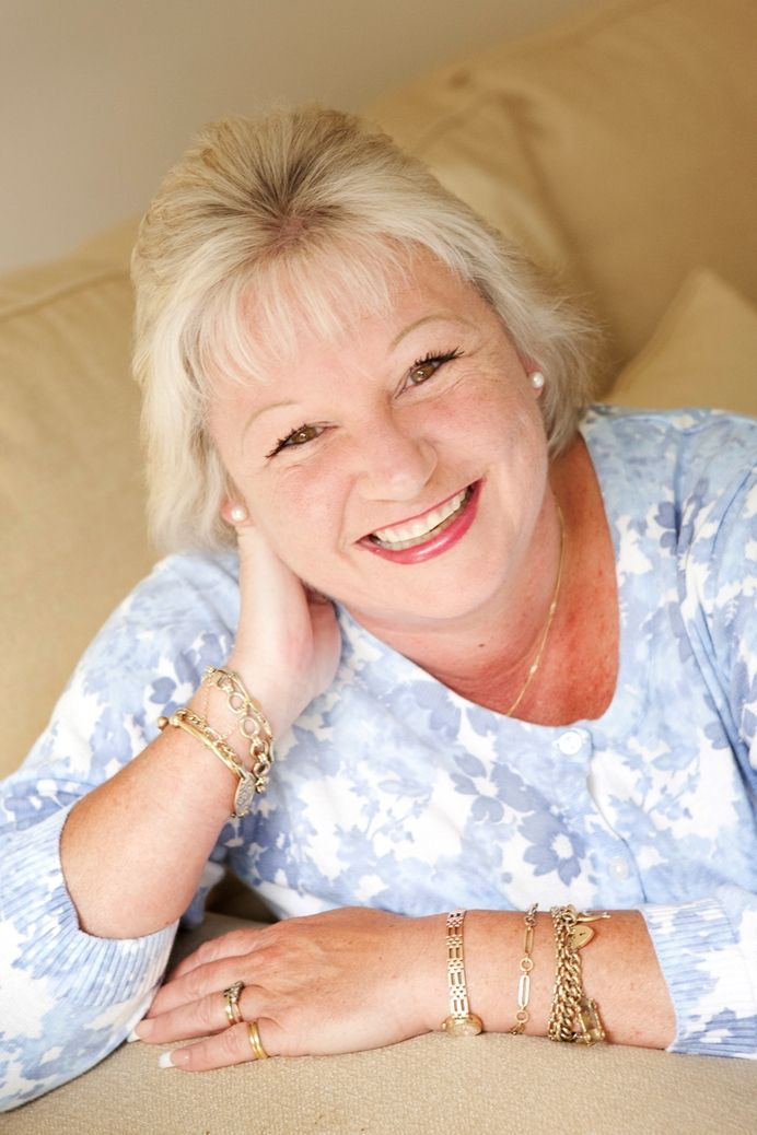 Jane Hardy, the new owner of Fabulous Women smalle