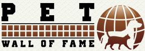 Pet Wall of Fame Logo