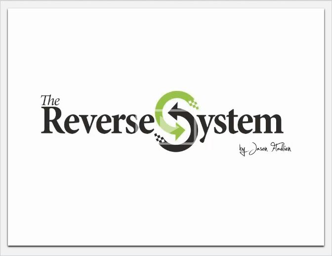 The Reverse System - The Power of Templates to Grow Your Business