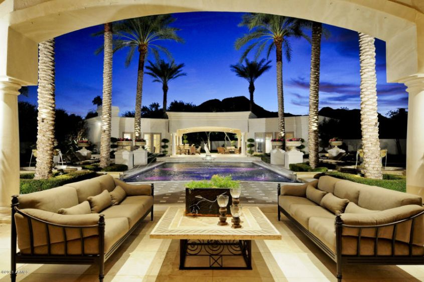 Scottsdale arizona mansions for sale scottsdale az for Mansions for sale in scottsdale az