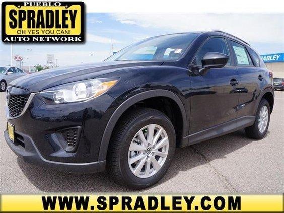 2014 Mazda CX5 Quotes l Spradley Dealership