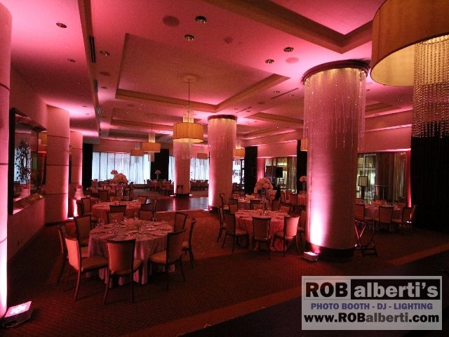 Marquee Gershon Fox Hartford CT DJ Lighting -  www