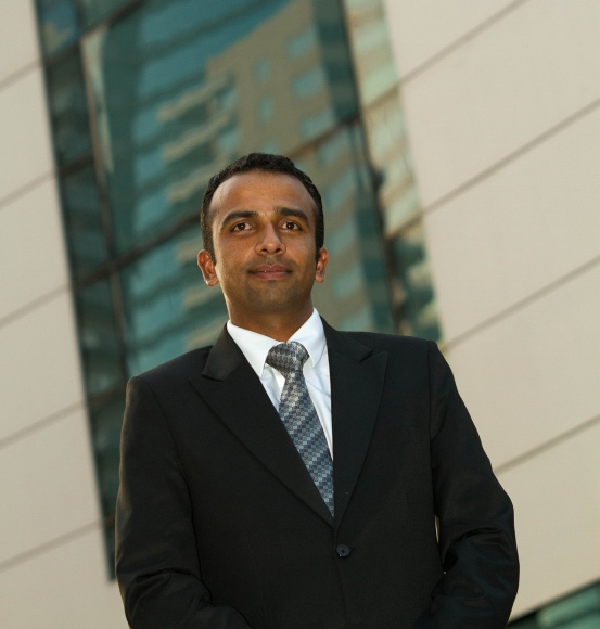 Pradeesh VS, GM at ESET Middle East