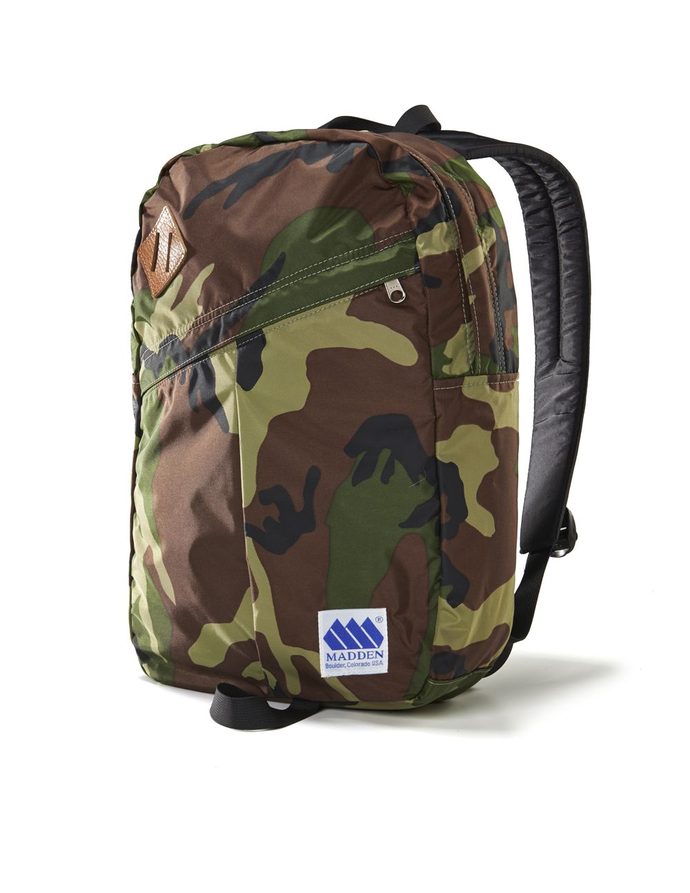 Dan's Pack: This design is one of Dan Madden's personal packs