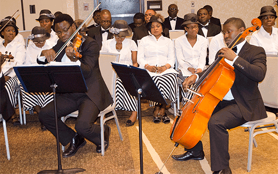 Tolu Omogbehin leads 2014 C. A. C. Texas Zonal Sacred Choral Concert