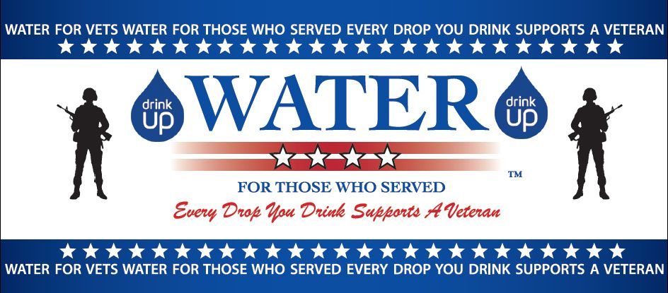 Water For Vets Drink UP