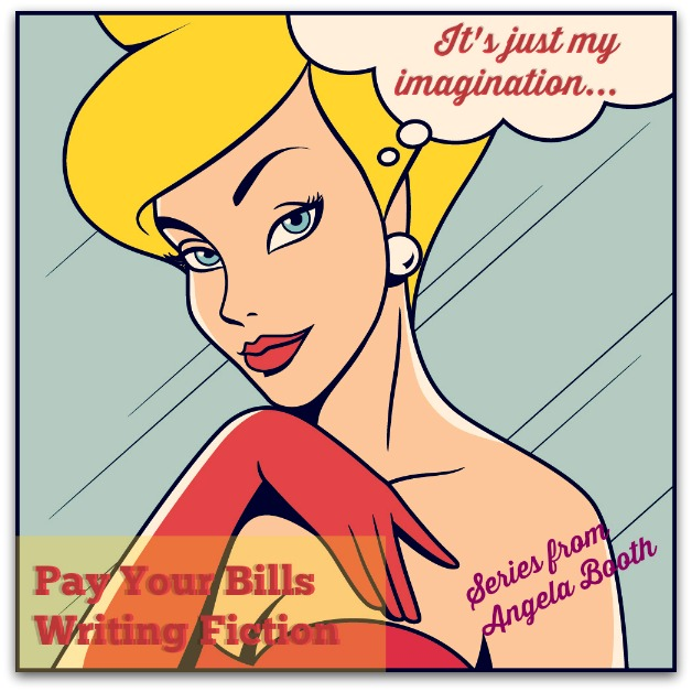Pay Your Bills Writing Fiction Series