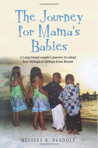 The Journey for Mama's Babies - Book Cover