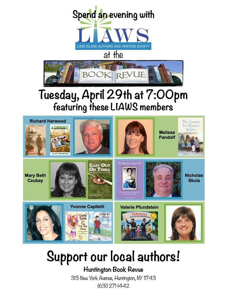 LIAWS Book Revue