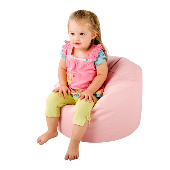 Free Faux Leather Toddler Cover-Only in baby pink