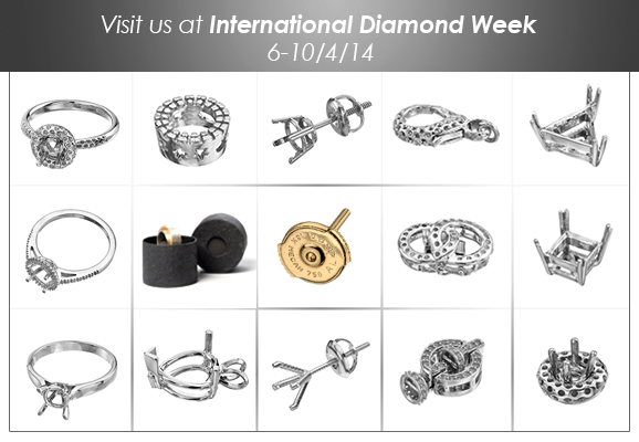 International diamond week, Israel
