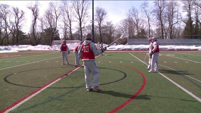 SHU Men's Lacrosse study with GFT
